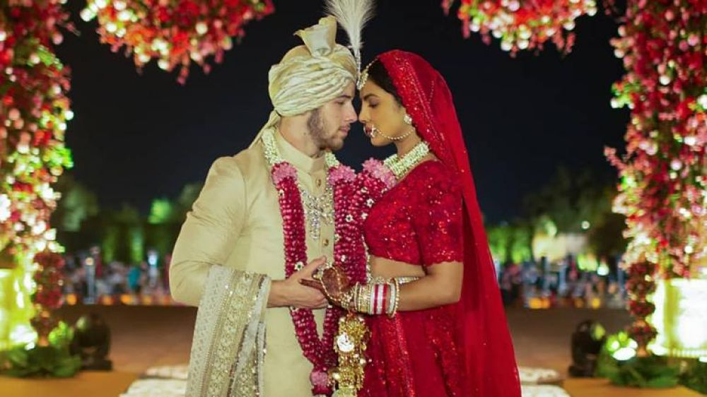 Priyanka Chopra And Nick Jonas' Wedding Ceremony