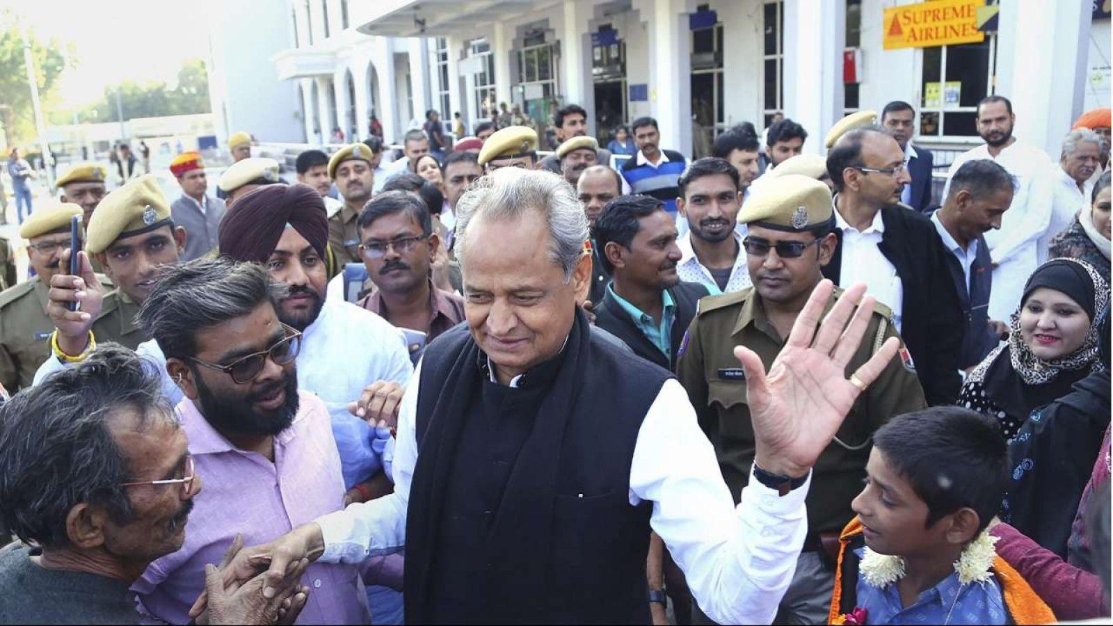 Shri Ashok Gehlot