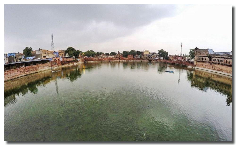 Gulab Sagar Lake