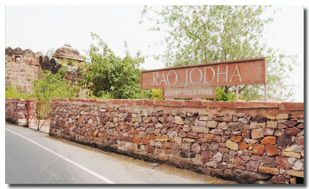 Rao Jodha Desert Park